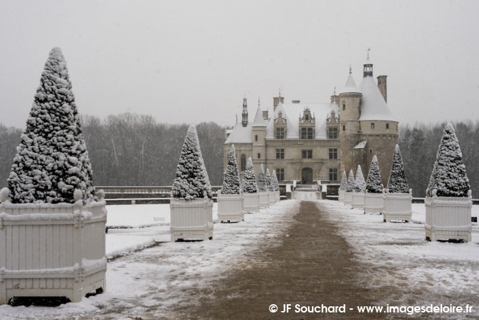 ChenonceauNeige-6