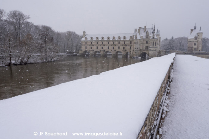 ChenonceauNeige-13
