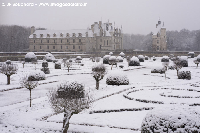 ChenonceauNeige-15