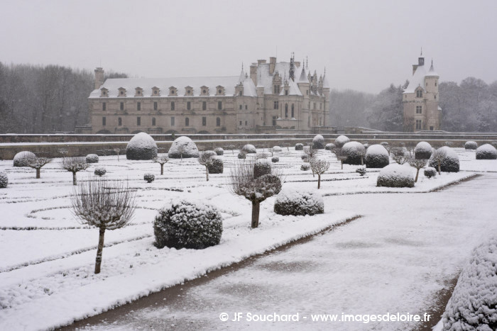 ChenonceauNeige-16