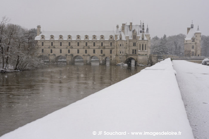 ChenonceauNeige-17