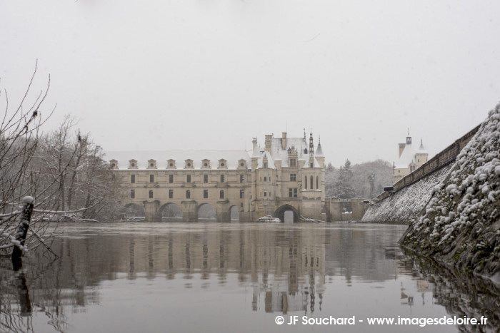 ChenonceauNeige-19
