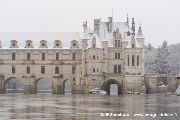 ChenonceauNeige-20