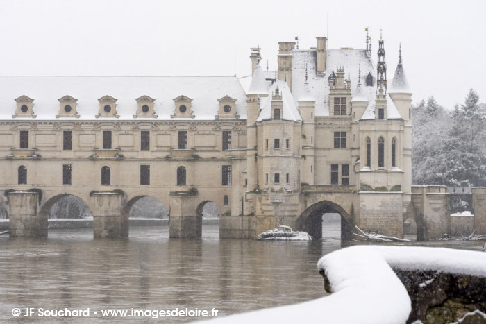 ChenonceauNeige-23