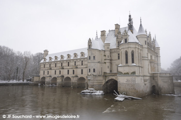 ChenonceauNeige-24