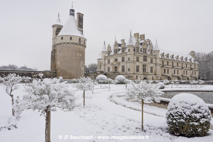ChenonceauNeige-27