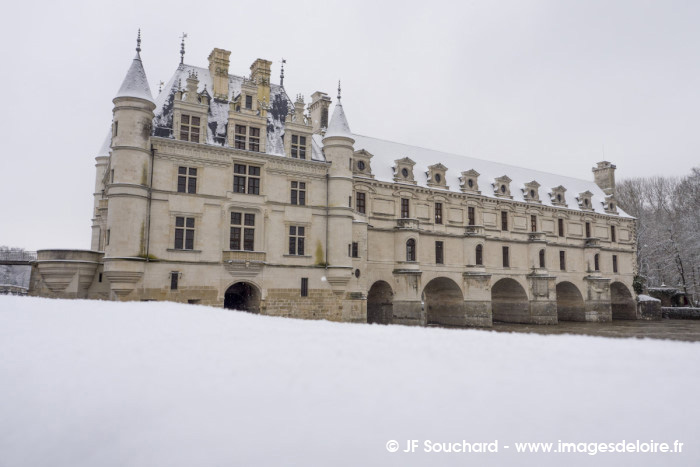 ChenonceauNeige-29