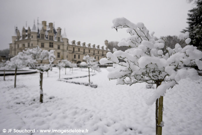 ChenonceauNeige-33