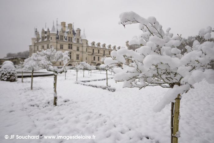 ChenonceauNeige-34