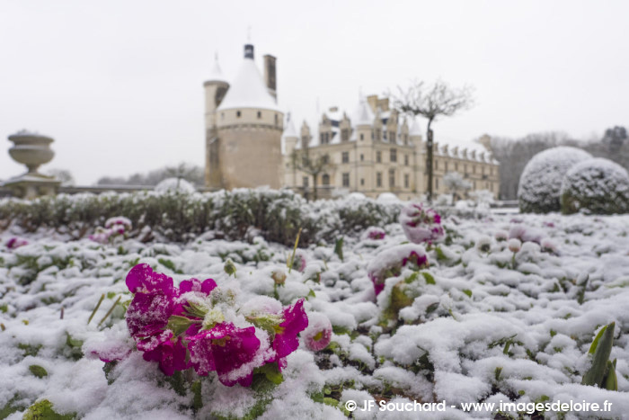 ChenonceauNeige-37